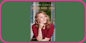 Patricia Kelly Buch mit Rahmen