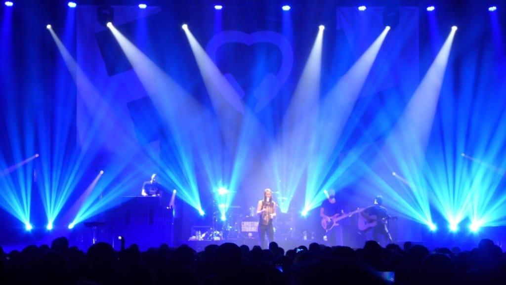 Christina Stürmer - Auftritt im Zenith am 20.02.2016