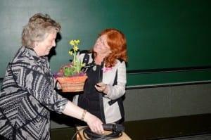 Prof. Dr. Nadia Harbeck und R. Haidinger