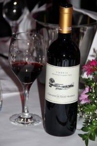 Rotwein von Girasoli di Sant'andrea