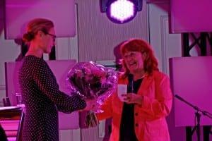 Blumen für Ulrike Kopsch (München Marriott Hotel)