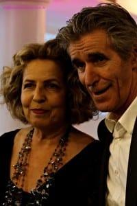 Michaela May und Ehemann Bernd Schadewald