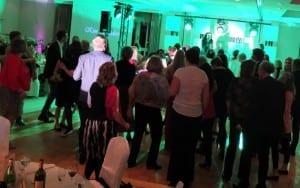 Volle Tanzfläche
