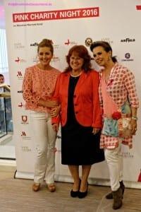 Karin Thaler; Renate Haidinger und Petra Drechsler