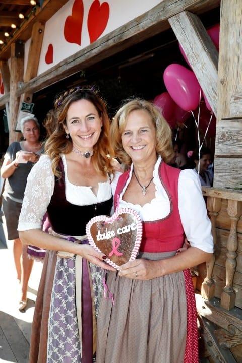 Natalie Schmid, Karin Seehofer