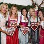 Birgit Muth, Mon Müllerschön, Clarissa Käfer, Nina Ruge, Doris Fuldauer