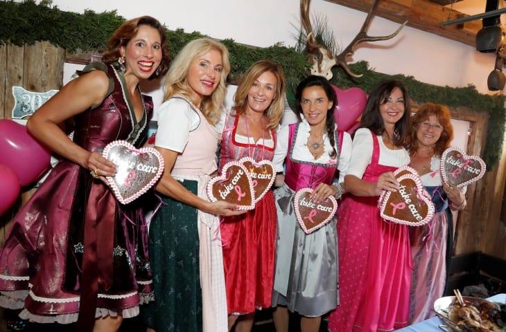 Lola Paltinger, Birgit Muth, Mon Müllerschön, Clarissa Käfer, Doris Fuldauer, Renate Haidinger