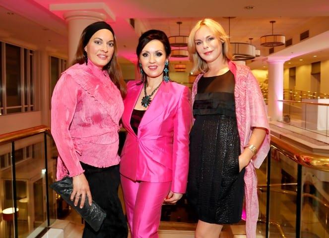 Julia Dahmen, Angelika Zwerenz, Saskia Valencia