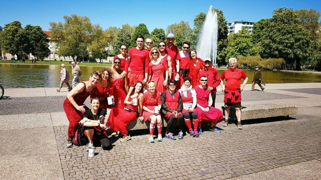 Red Dress Run 2017_2