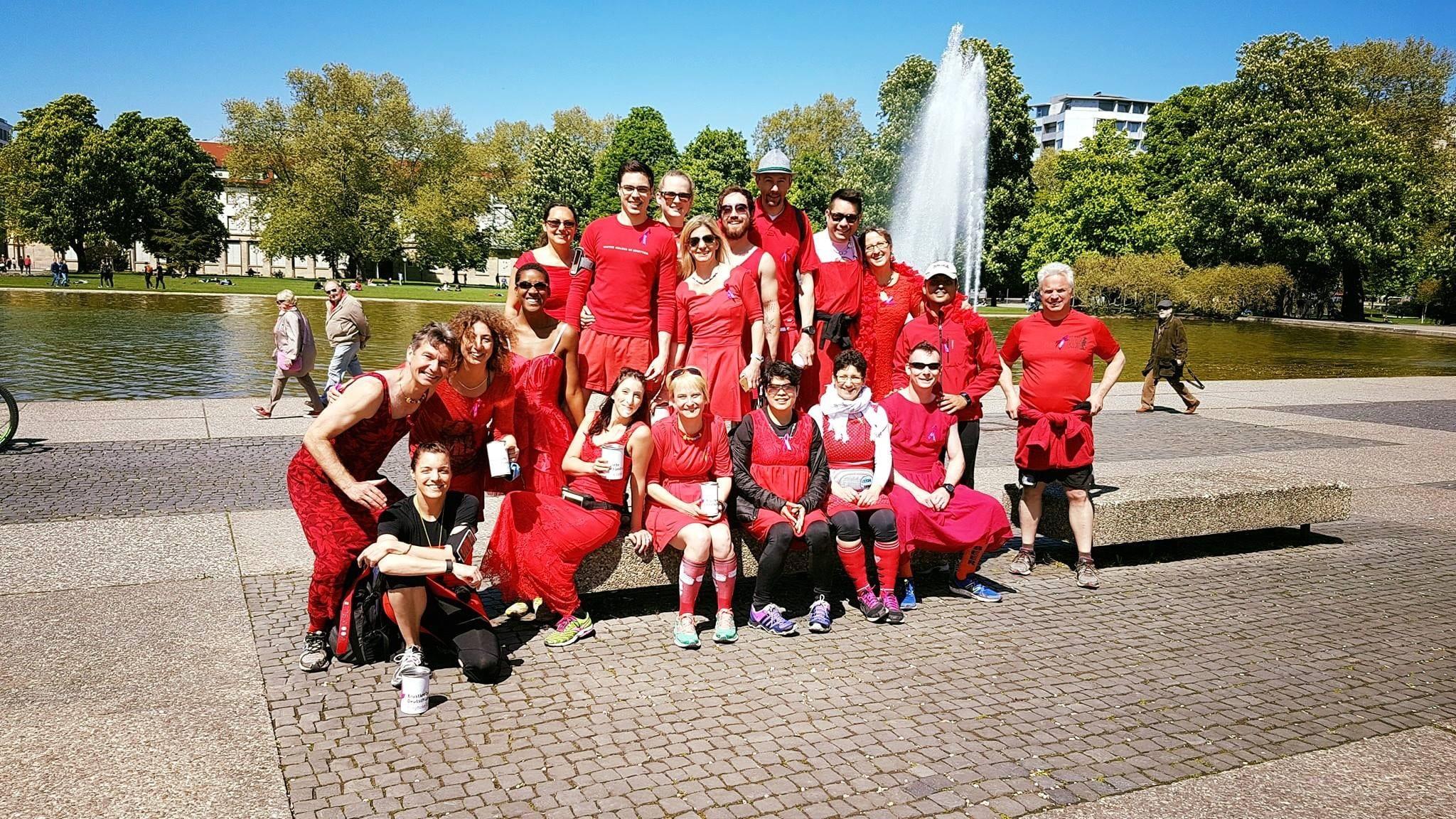 Red Dress Run 2017_2